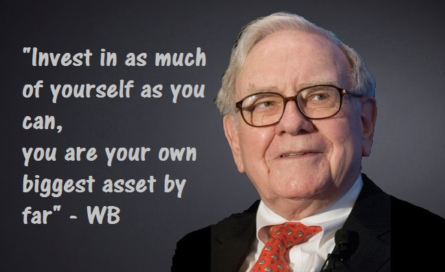 Investing options waren buffet